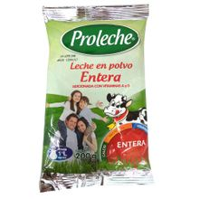Leche PROLECHE entera x200 g