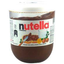 Crema NUTELLA de avellanas con cacao x200 g