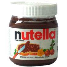 Crema NUTELLA de avellanas con cacao x350 g