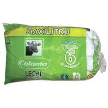 Leche COLANTA entera maxilitro 6 unds x1100 ml