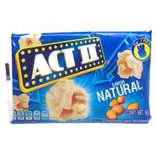 Crispeta ACT II natural x80 g