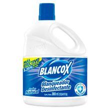 Blanqueador BLANCOX poder mega oferta x3800 ml