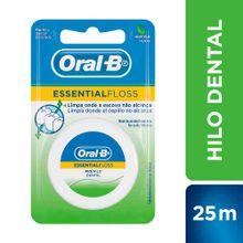 Seda dental ORAL B cera menta x25 m
