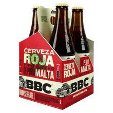 Cerveza BBC monserrate 4 unds x330 ml c/u