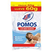 Algodon Pomos 40 JGB Gts 20Gr 36Un