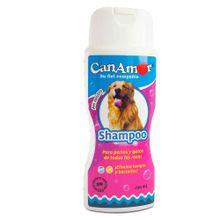 Shampoo CANAMOR para perros y gatos todas las razas x230 ml