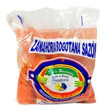 Zanahoria sazon