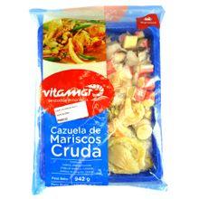 Cazuela de mariscos VITAMAR cruda x1000 g