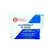 Bicarbonato de sodio DROGAM x100 g