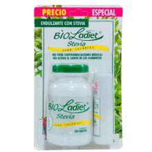 Stevia bioladiet LABORATORIOS AMERICA x650 tabletas