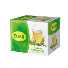 Té verde TOSH hiebabuena x20 sobres