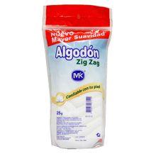 Algodon Zig-Zag JGB 25