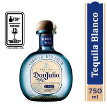 Tequila DON JULIO blanco x750 ml