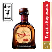 Tequila DON JULIO reposado x750 ml