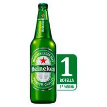Cerveza HEINEKEN x650 ml