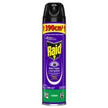 Insecticida RAID mata pulgas y garrapatas x390 cm³