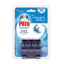 Limpiador PATO tanque pastillas precio especial 3 unds x48 g c/u