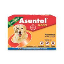 Jabón para perro ASUNTOL x100 g