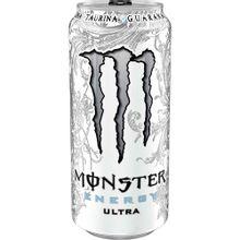 Bebida energizante MONSTER ultra x475 ml