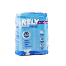 Pañal RELY adulto medio confort x8 unds