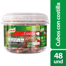 Caldo de costilla KNORR 48 cubos x528 g