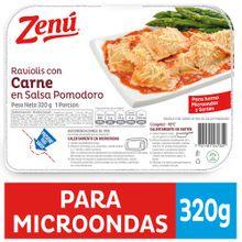 Raviolis ZENU con carne x320 g