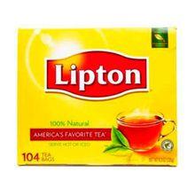 Té LIPTON natural x104 sobres
