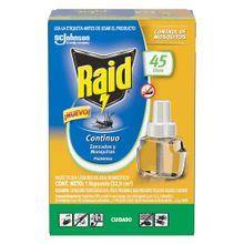 Insecticida RAID líquido repuesto 45 usos x33 ml