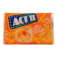 Crispeta ACT II queso amarillo x96 g