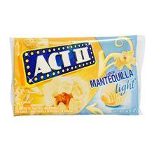 Crispeta ACT II mantequilla light x85 g