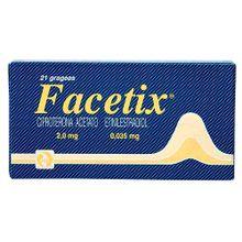 Facetix GYNOPHARM x21 tabletas