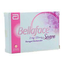 Bellaface suave LAFRANCOL x28 tabletas