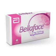 Bellaface LAFRANCOL x21 tabletas