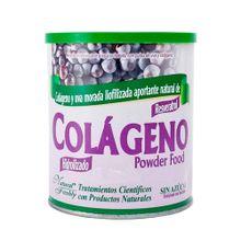 Colágeno hidrolizado con resveratrol NATURAL FRESHLY polvo x500 g
