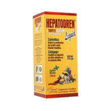 Hepatodren NATURAL FRESHLY solución menta x240 ml