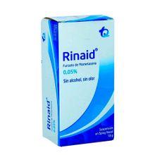 Rinaid TECNOQUIMICAS 0,05% spray nasal x18 g