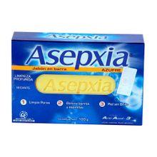 Asepxia GENOMA jabòn azufre x100 g