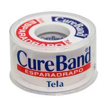 Esparadrapo cure band TECNOQUIMICAS 1 x 5 yd