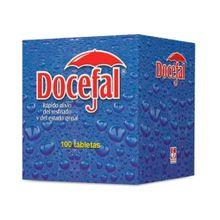 Docefal SIEGFRIED x100 tabletas