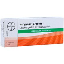 Neogynon BAYER x21 grageas