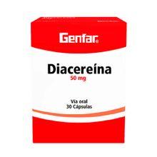 Diacereina 5GENFAR 50 mg x30 cápsula