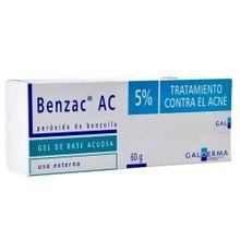 Benzac ac GALDERMA 5% x60 gr