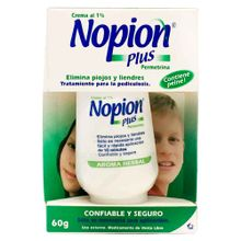 Nopion plus TECNOQUIMICAS crema 1 x60 g