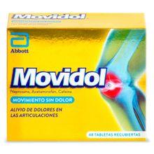 Movidol LAFRANCOL x48 tabletas