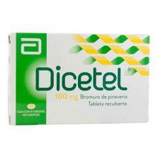 Dicetel 100mg LAFRANCOL x14 tabletas