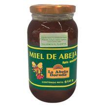 Miel de abeja LA ABEJA DORADA x614 g