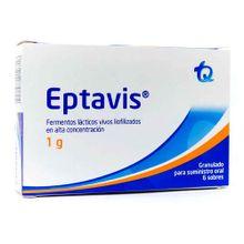 Eptavis niños TECNOQUIMICAS x6 sobres