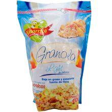 Cereal VITARRICO granola light x400 g