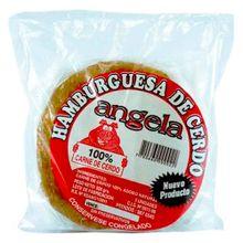 Hamburguesa ANGELA de cerdo 5 unds x500 g