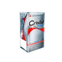 Aguardiente CRISTAL ligth x250 ml